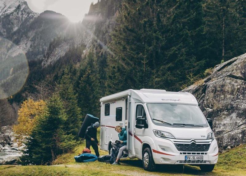 camper probeer weken