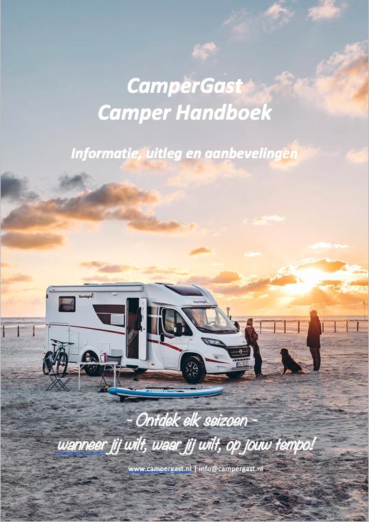 cover CamperGast Camper Handboek
